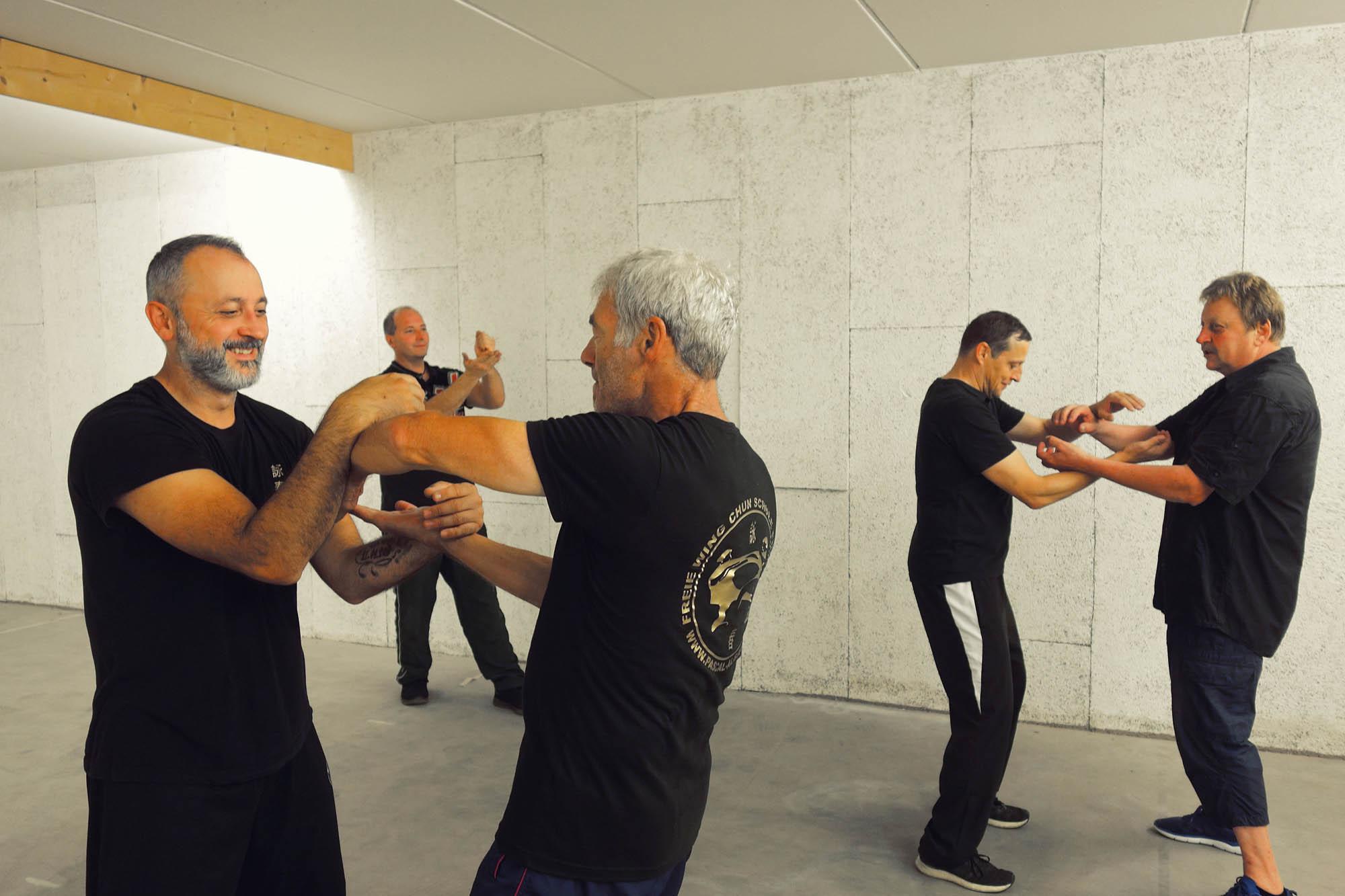 PascalAlbau_ Wing Chun